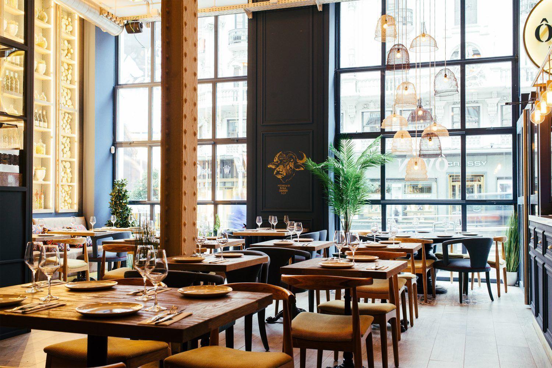 Los nuevos restaurantes del 2017 en Madrid que están triunfando.