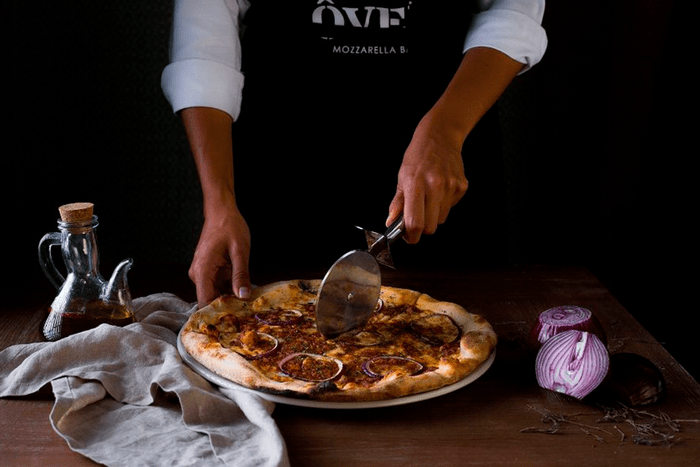 Pizza masa espelta