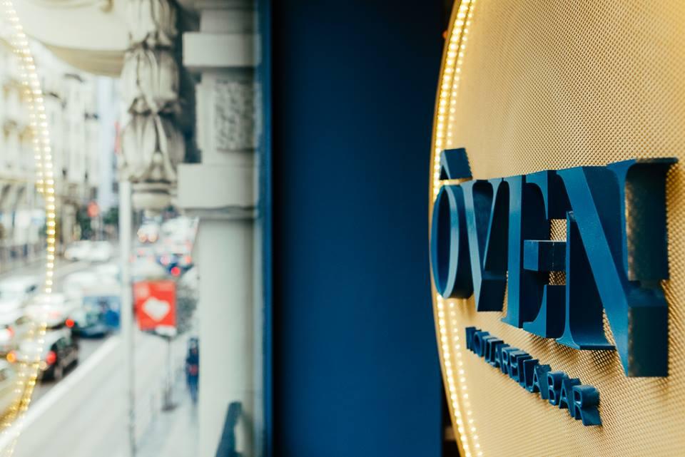 Inauguración Ôven Gran Vía - restaurante italiano madrid