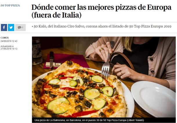 las mejores pizzas de europa