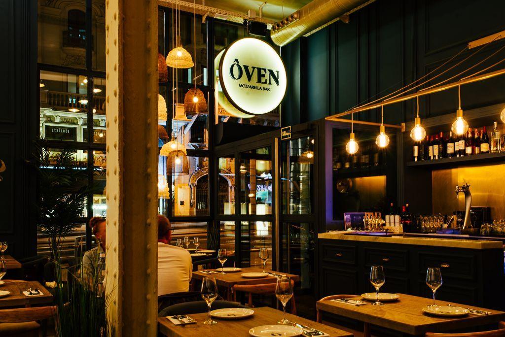 restaurante italiano oven