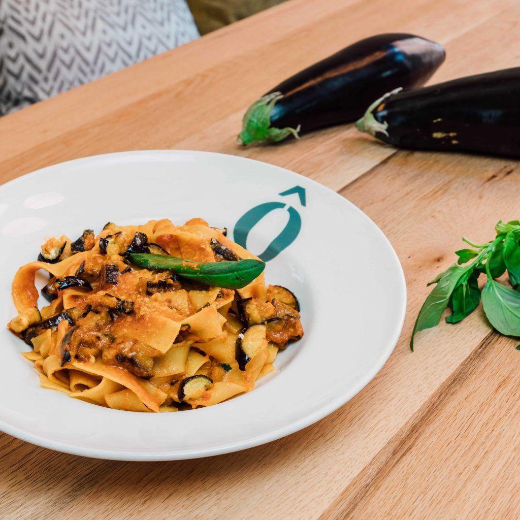 comida italiana pasta