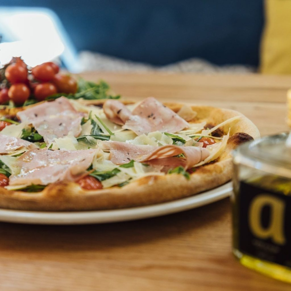 ingredientes de la comida italiana oven