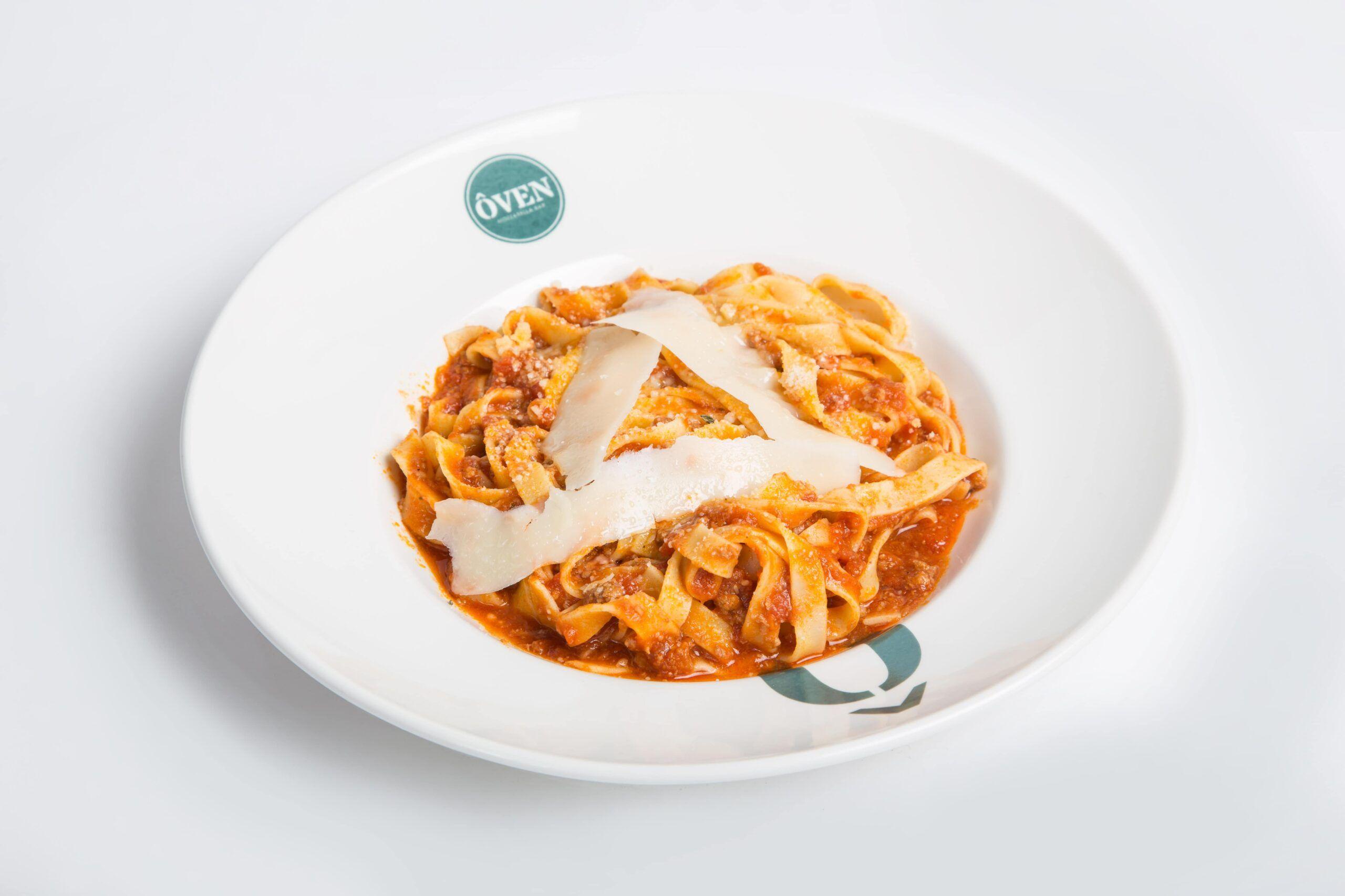 tipos de pasta italiana